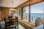 Enjoy those amazing Lake Superior views from the kitchen, too