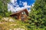 Wearing Water a cabin on Saganaga Lake near BWCA & Gunflint Trail
