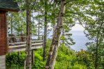 Enjoy the deck and close proximity with easy access to Lake Superior.