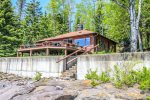 This Lake Superior cabin is a great place to relax and enjoy all that the area has to offer.