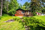 Cute and cozy Cabin 4 is waiting to become your North Shore home away from home.
