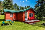 Opels Lakeside Cabin 3 is a two bedroom, one bathroom cabin on Lake Superior`s North Shore.