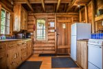 Enjoy the simple life in this historic cabin.