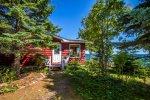 Grand Vu a vacation rental cottage in Lutsen MN on Cascade Beach Road