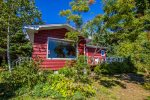 This quaint two bedroom, one bathroom, one story home sits just feet from the Lake Superior shoreline.
