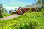This luxury home has 4 bedrooms, 3 bathrooms, and a large open living area with amazing Lake Superior views.
