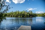 Poplar Lake is 3 miles long and has 3 entries to the BWCA. This is the perfect place for a peaceful retreat.