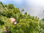 Cathy`s Cove is a private getaway for those looking for some peace and quiet.