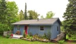 Caribou Crossing is a cozy 2 bedroom, 1 bathroom home in Lutsen, MN.