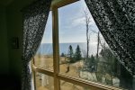 Watch the sun rise over Lake Superior through the master bedroom windows.