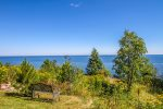 Amazing Lake Superior views from most rooms in this townhome.