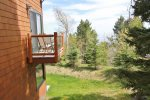 Enjoy views of Lake Superior from your private balcony.