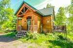 Phoenix Cabin is a beautiful northwoods cabin located near Tofte, MN.