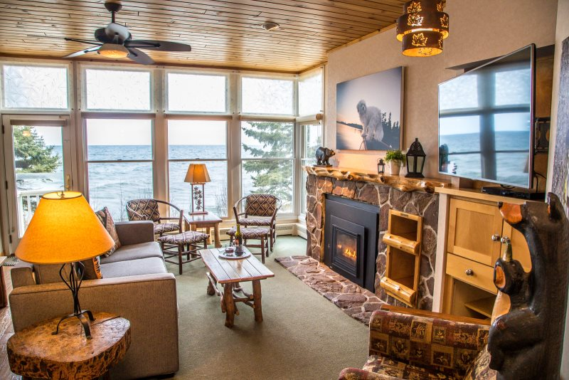 Bluefin Bay Vacation Townhome 56A - Lake Superior - Tofte, MN ...