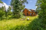 Poplar Creek Retreat is a cabin set deep in the woods on the picturesque Gunflint Trail Scenic Biway