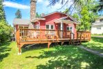 Robin`s Nest is a cozy 2 bedroom, 1 bathroom cottage located in the heart of Grand Marais, MN.
