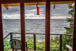Enjoy great views and even some little visitors see the humming bird from the master bedroom.