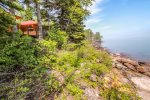 At Table Rock you are just steps away from Lake Superior.