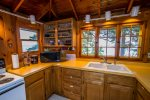 Enjoy the Lake Superior views while you cook.