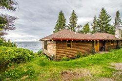 Table Rock a Minnesota cabin rental on Lake Superior, near State Park