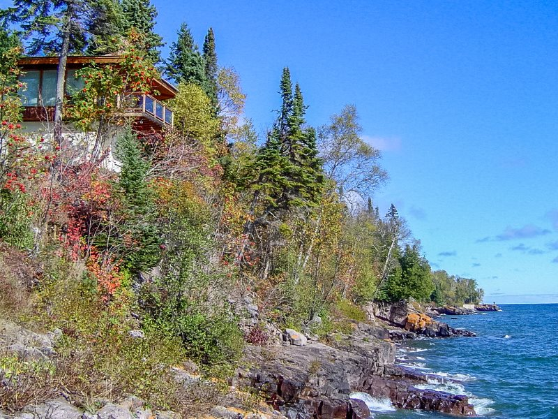Baileys On The Lake Lake Superior Lutsen MN Cascade Vacation