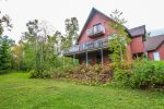 Coyote Hill is a cozy 4 bedroom, 3 bathroom home located in Lutsen, MN