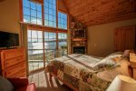 Welcome home to Cobblestone Cove 2, a 2 bedroom, 2 bathroom villa with incredible Lake Superior views in Grand Marais.