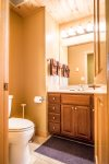 Master Bathroom is located in the master bedroom.