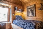 Creek Side Cabin is a very popular summertime rental, located on the shores of Lake Superior.