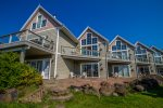 Cobblestone Cove 8 is located in the Cobblestone Cove Villas in the heart of downtown Grand Marais.