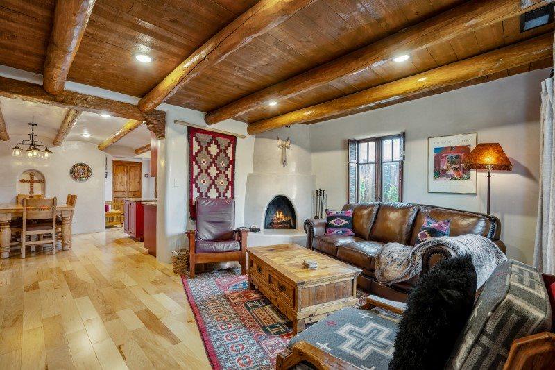 Mi Corazon Casas De Santa Fe Furnished Vacation Al