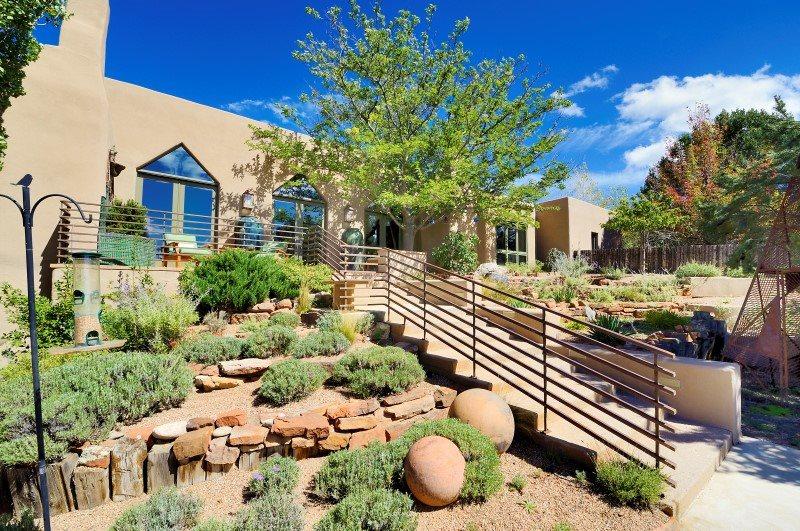 Casa Grande | Casas de Santa Fe | Furnished Vacation Rental in Santa ...