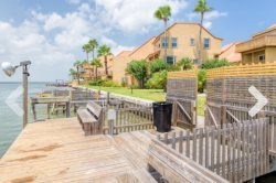 Terracotta Villa Bayfront with  boat slips and fishing dock Waterfront luxury 3 \/3