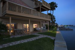 Longest Bayfront Yardage on South Padre Island