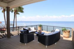 Villa Esparanza South Padre Island Waterfront Luxury Rental