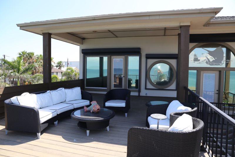 ... Villa Esparanza South Padre Island Waterfront Luxury Rental ...