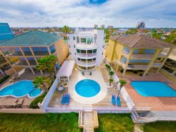 Villa Picasso Beach Front Luxury Home Rental