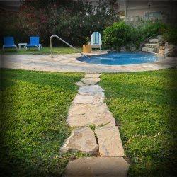 CASA GARDENIA - Luxury Private Home with Plunge Pool - 3 MIN. WALK TO BEACH. 121 E GARDENIA