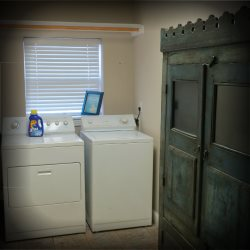 25 Miles of beautiful sandy beaches to explore Casa Gardenias  Laundry room
