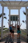 Bring your friends Lotus Villa Luxury 4 story Vacation Rental at the Shores South Padre Island