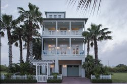 Lotus Villa Luxury 4 story Vacaiton Rental at the Shores South Padre Island