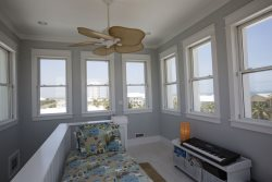 Tower Room. Lotus Villa Luxury 4 story Vacation Rental at the Shores South Padre Island