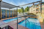 Four Outdoor Hottubs