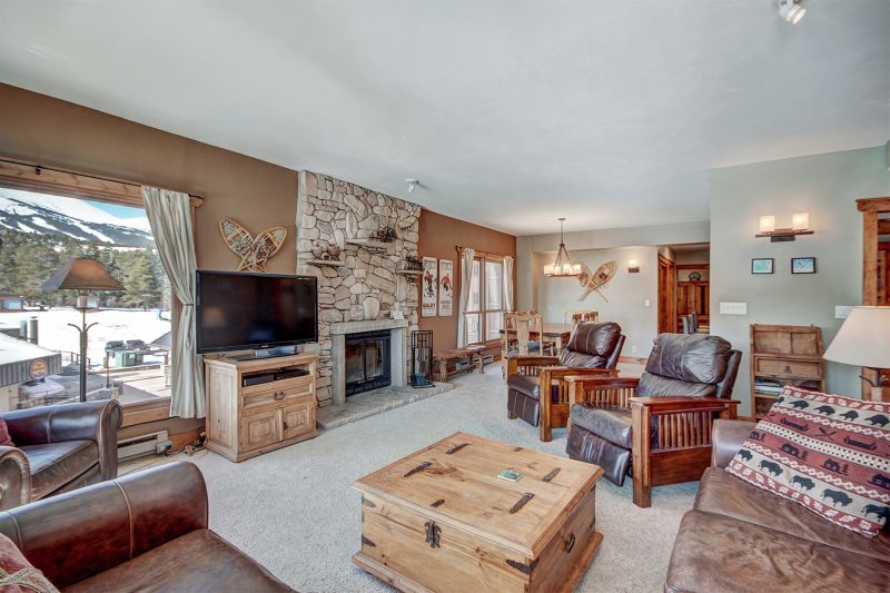 Enjoyable Ten Mile Condo The Village At Breckenridge Antero 2 Gmtry Best Dining Table And Chair Ideas Images Gmtryco