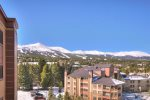 View Of Breckenridge Mountain