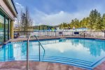 Indoor/Outdoor Swimming Pool