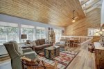 Timber Hill - Large home In Prestigious Warrior's Mark West, Private Hot Tub, Sauna, Ski-Out on Burrow Trail