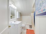 Screened Porch Dining and Drinks for 4