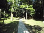 Covert Township Park - path to the beach