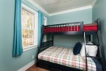 Bedroom 3 with Bunk